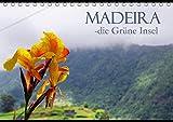 Madeira die Grüne Insel (Tischkalender 2020 DIN A5 quer): Madeira ist Europas immergrüne Insel im Atlantik. (Monatskalender, 14 Seiten ) (CALVENDO Orte) - M.Polok