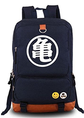 MOCHILA KANJI DRAGON BALL