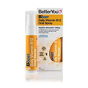 Better You Boost B12 Oral Spray, 25 ml