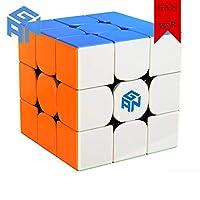 GAN 356R 3x3x3 Speed Cube 3x3 Stickerless Magic Cube Puzzle Toys 56mm