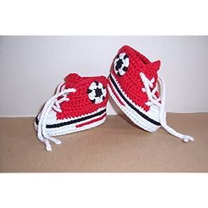 Babyschuhe - Fußballschuhe - Turnschuhe - Sneaker -