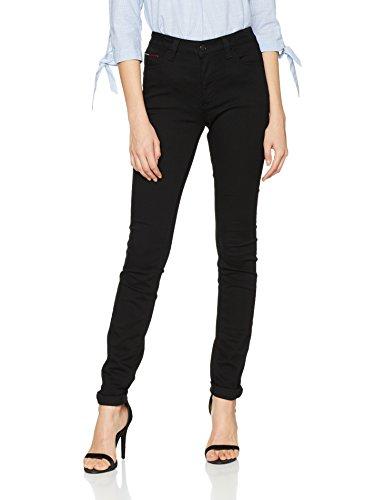 Tommy_Jeans High Rise Santana Dnbst, Jeans Skinny Donna Nero (Dana Black Stretch 945)