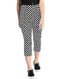 Amazon.it  Hell Bunny - Pantaloni   Donna  Abbigliamento f70f1954fb1