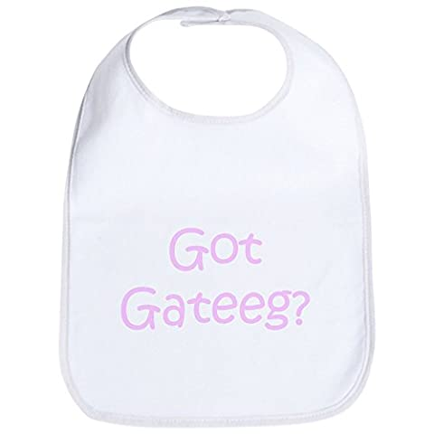 CafePress - Bib - Cute Cloth Baby Bib, Toddler Bib