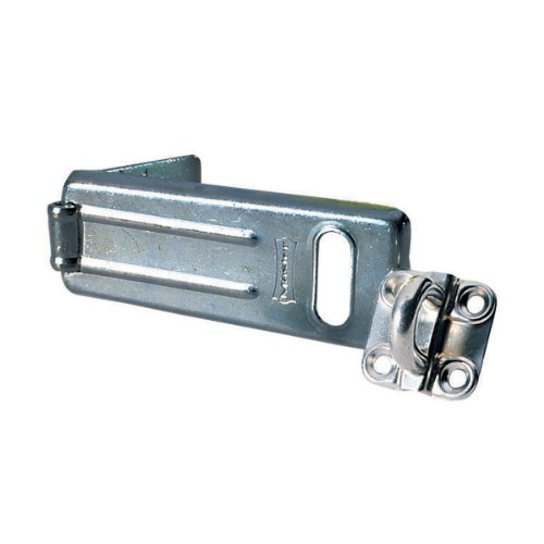 Master Lock 704EURD Portacandado con Argolla, Plateado, 115mm