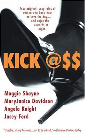 Kick Ass (Berkley Sensation)