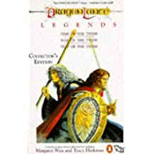 "Dragonlance Legends (Omnibus): Time of the Twins; War of the Twins; Test of the Twins: ""Time of the Twins"", ""War of the Twins"" and ""Test of the Twins"" (TSR Fantasy S.)"