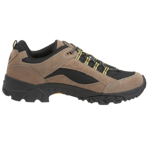 EB Grand Canyon 211001, Chaussures de marche mixte adulte Marron (Braun/Schwarz/Gelb)