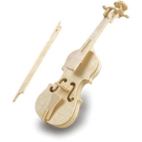 Quay Woodcraft Kit - Violin. Für Violine