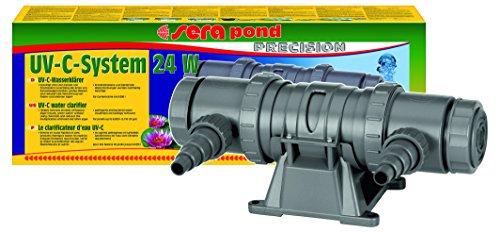 SERA 08249Système UV-C 24W Un Clarificateur d'eau UV-C...