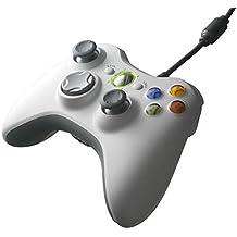 Mando Xbox360 Blanco (Con Cable) (Sin blister)