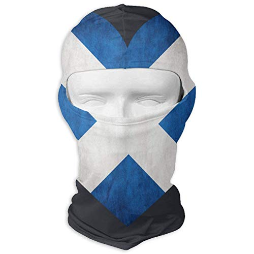 Xdevrbk Love Scotland Grungy Flag Ski Mask Sun UV Protection Dust Protection Wind-Resistant Face Mask for Running Cycling Fishing Unisex6