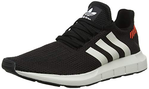Adidas Swift Run B37730, Zapatillas para Hombre, Negro (Core Black/Footwear White/Grey 0), 43 1/3 EU