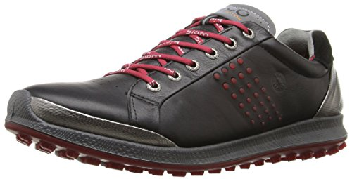 ECCO Biom Hybrid 2, Men's Golf Shoes, Black, 42 EU