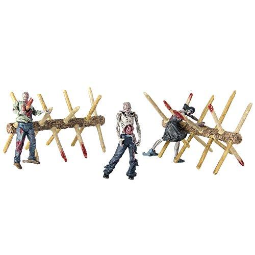 The Walking Dead Building Set - Walker Barrier