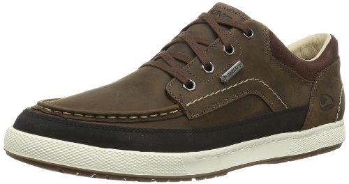 Viking Rugged Low Herren Mokassin Braun (Brown/Taupe 890)