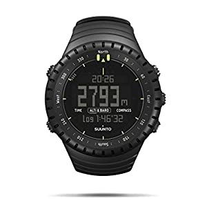 The award-winning Suunto Core comes in a range of stylish design options, packing easy- to-use outdoor features in a robust construction. Combining an altimeter, barometer and compass with weather information, Suunto Core provides the essential featu...