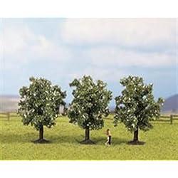 Noch 25111 - 3 Obstbäume, weiß blühend