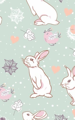 Easter Notebook: Perfect for an Easter Basket! 100 blank, lined pages in a handy 5x8 pocket size! Journal-Diary-Notebook by Journal Ink Press (2016-03-03)