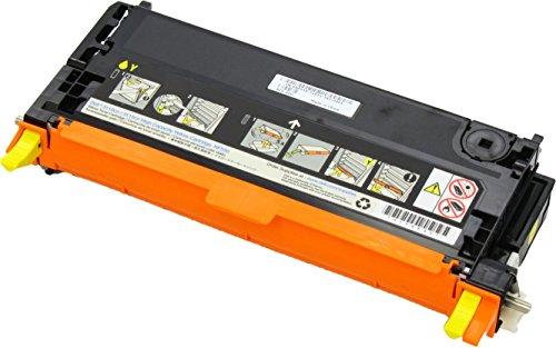 Preisvergleich Produktbild Original Dell 3110cn Standart Capacity Toner Kit, ca. 8.000 Seiten, yellow