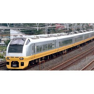 Series E653 [Fresh Hitachi] Yellow Formation Renewal (7-Car Set) (Model Train)