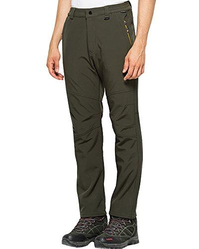 Jessie kidden pantaloni trekking donna impermeabili pantalone softshell pantaloni montagna abbigliamento escursionismo invernali #5088f