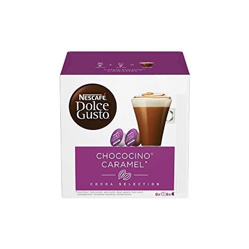 Chococino Caramel 48 Kapseln, 3er Pack (3 x 204,8 g) ()