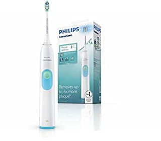 Philips Sonicare HX6231/01 Brosse à dents électrique - Série 2 plaque defense (B00TQXL0MO) | Amazon Products