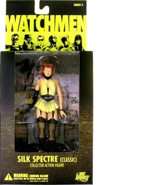 Watchmen Series 2 > Silk Spectre (Classic Version) Action Figure by Watchmen (Silk Spectre Ii)