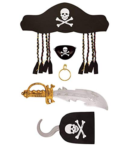 HENBRANDT Pirate Accessory Set C...