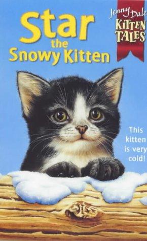 Star, the snowy kitten