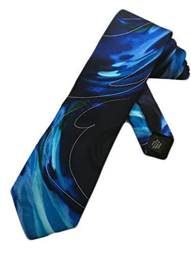Preisvergleich Produktbild Jerry Garcia Herren Banyan Bäumen Krawatte – Blau – One Size Neck Tie