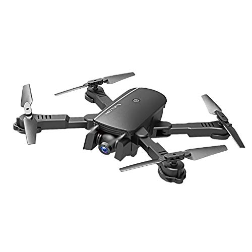 SUNFANY RC Drone1808 WiFi FPV 1080P / 480P Doppelkamera Optische Durchflusspositionierung Rc Drone Rtf - Schwarz