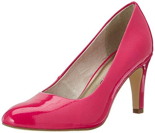 Tamaris Damen Lackpumps, Pink