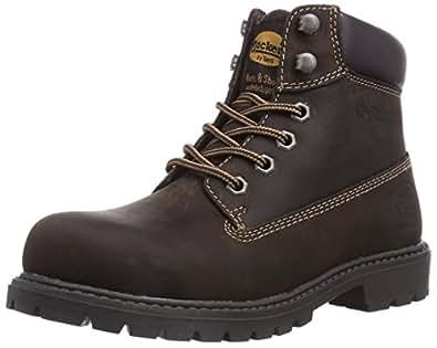 Dockers by Gerli 310712-007010, Damen Desert Boots, Braun (chocolate 010), 36 EU (3 Damen UK)