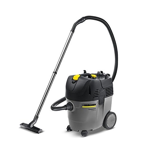 Kärcher NT 35/1Ap Drum Vacuum Cleaner 35L 1380W schwarz, grau