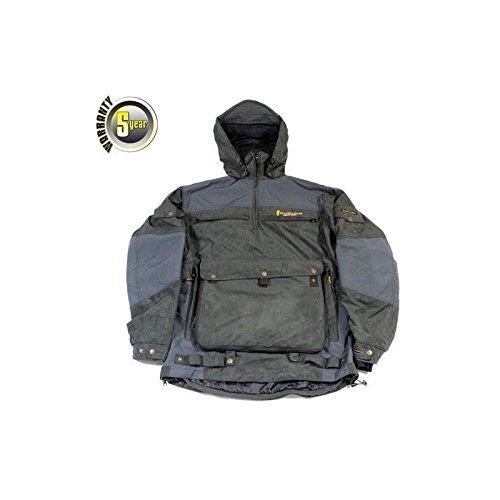 Stealth Gear Extreme Fotografen Urban Charcoal Wanderjacke Größe L (Baby Gear-marke)