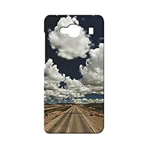 BLUEDIO Designer Printed Back case cover for Lenovo P1M - G1548