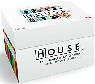 House - The Complete Collection [Blu-ray] [2004] [Region Free] (B008M7OGWQ) | Amazon Products