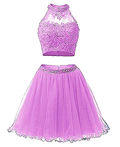 Leader of the Beauty Damen Kleid Lilac