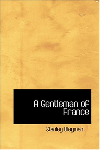 A Gentleman of France Cover Image