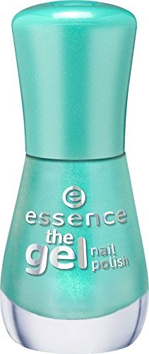Essence The Gel Nail Polish, 25 Mint Green, 8ml