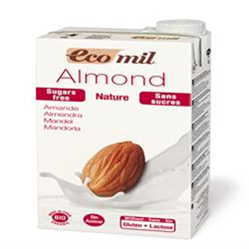 Ecomil - Almond Nature - 1L