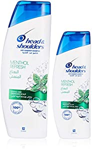 Head & Shoulders Shampoo Menthol, 400+2