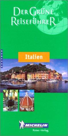 Italien, N°2537 (en allemand) par Guide Vert