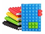#8: Geekmonkey Lego Diary Notebook (A6 Size, 100 Pages) - 1 Piece