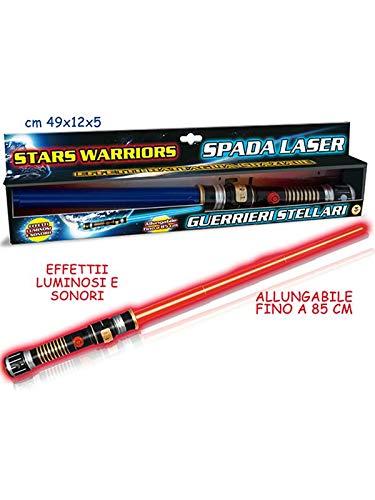 Teorema Giochi VD64118 Spada Laser con Luci e Suoni Multicolore