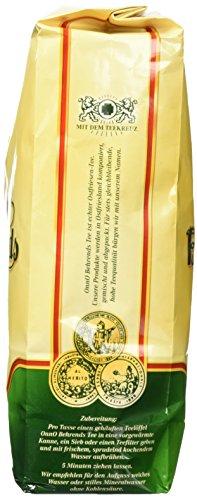 Onno Behrends Tee Tradition,Ostfriesische Mischung, 4er Pack (4 x 500 g Packung)