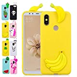 LA-Otter Housse Etui Coque Apple iPhone XS Max Banane Ultra Fine Slim Mince Silicone...