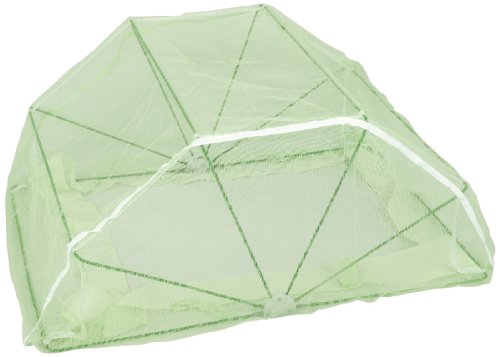 Elegant Babycare 2*3 Green color Mosquito Net for Kids